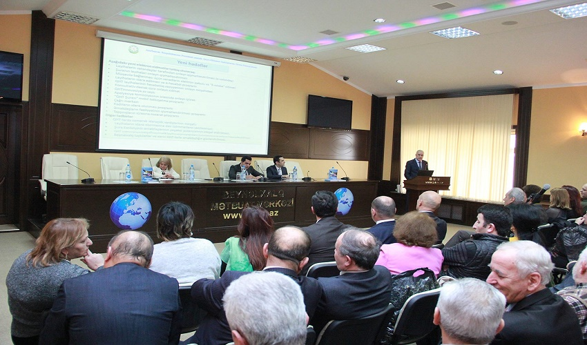The Council held a reporting conference on the results of its activities in 2018
